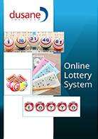 Lottery Software Brochure